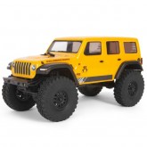 AXIAL SCX24 JEEP 2019 1/24 4WD RTR YELLOW AXI00002T2