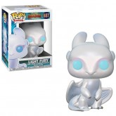 FUNKO POP HOW TO TRAIN YOUR DRAGON 3 LIGHT FURY 687