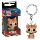 FUNKO POP KEYCHAIN MARVEL CAPTAIN MARVEL GOOSE