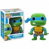 FUNKO POP KEYCHAIN TURTLES NINJA LEONAR