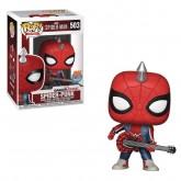 FUNKO POP MARVEL SPIDER-MAN SPIDER-PUNK EX 503