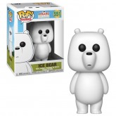 FUNKO POP WE BARE BEARS ICE BEAR 551