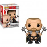 FUNKO POP WWE TRIPLE H SKULL KING 52