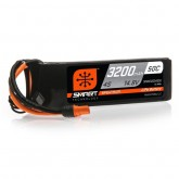 PACK SPEKT 14.8V 3200MA 50C IC3 SPMX32004S50