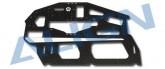 T-Rex 700E Carbon Main Frame(R) 2mm H70042A