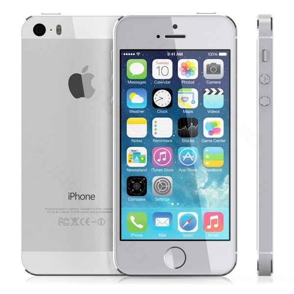 CEL APPLE IPHONE 5S A1457 16GB BRANCO
