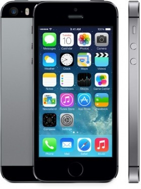 CEL APPLE IPHONE 5S A1457 16GB PRETO