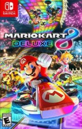 Game Mario Kart 8 Deluxe for Nintendo Switch