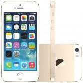 Celular Apple Iphone 5S 16GB - 4 Polegadas - 16GB - 4G LTE - Dourado