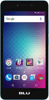 Celular Blu Studio G2 S010Q - 5.0 Polegadas - Dual-Sim - 8GB - 3G - Azul