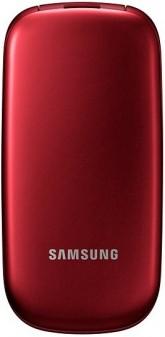 Celular Samsung E-1270 Vermelho
