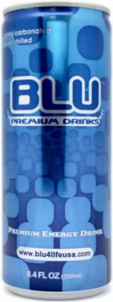 Energetico Blu Premium Drinks - 250ML