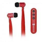 Fone de Ouvido X-Tech XT-MS909 - Bluetooth - Vermelho