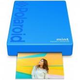 Impressora de Fotos Portatil Polaroid Mint Pocket Printer POLMP02BL - Azul