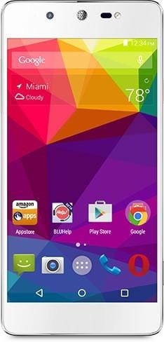 Celular Blu Vivo Selfie V-030U - 4.8 Polegadas - 8GB - Dual-Sim - Branco
