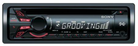 Toca CD SONY CDX-GT1050U MP3 USB RCA