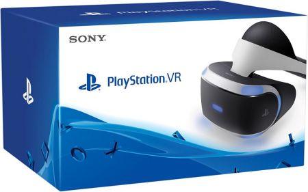 3799b9eaf Óculos de realidade virtual Sony Playstation VR - LojasParaguai.com.br