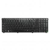 TECLADO HP DV7-1000 US PRATA
