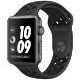 Apple Watch Nike+ Series 3 42mm MTF12LL/A Preto