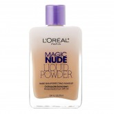 Base Loreal Magic Nude Liquid Powder Bare Skin Perfecting Makeup SPF18 312 Classic Ivory