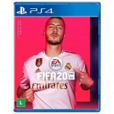 Jogo Play Station 4 FIFA 20 Portugu&xEA;s/Ingl&xEA;s