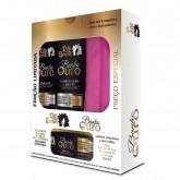 Kit Rita Bonita Banho de ouro 3 produtos