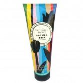 Lo&xE7;&xE3;o Corporal Victoria Secret New Cream Flower Trip Lily+Amber 236ML