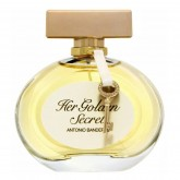 Perfume Antonio Banderas Her Secret Golden EDT 50ML