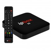 Receptor FTA IPbox X3 IPTV/ 4K/ Wi-Fi