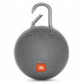 Speaker Portatil JBL Clip 3 Bluetooth Cinza