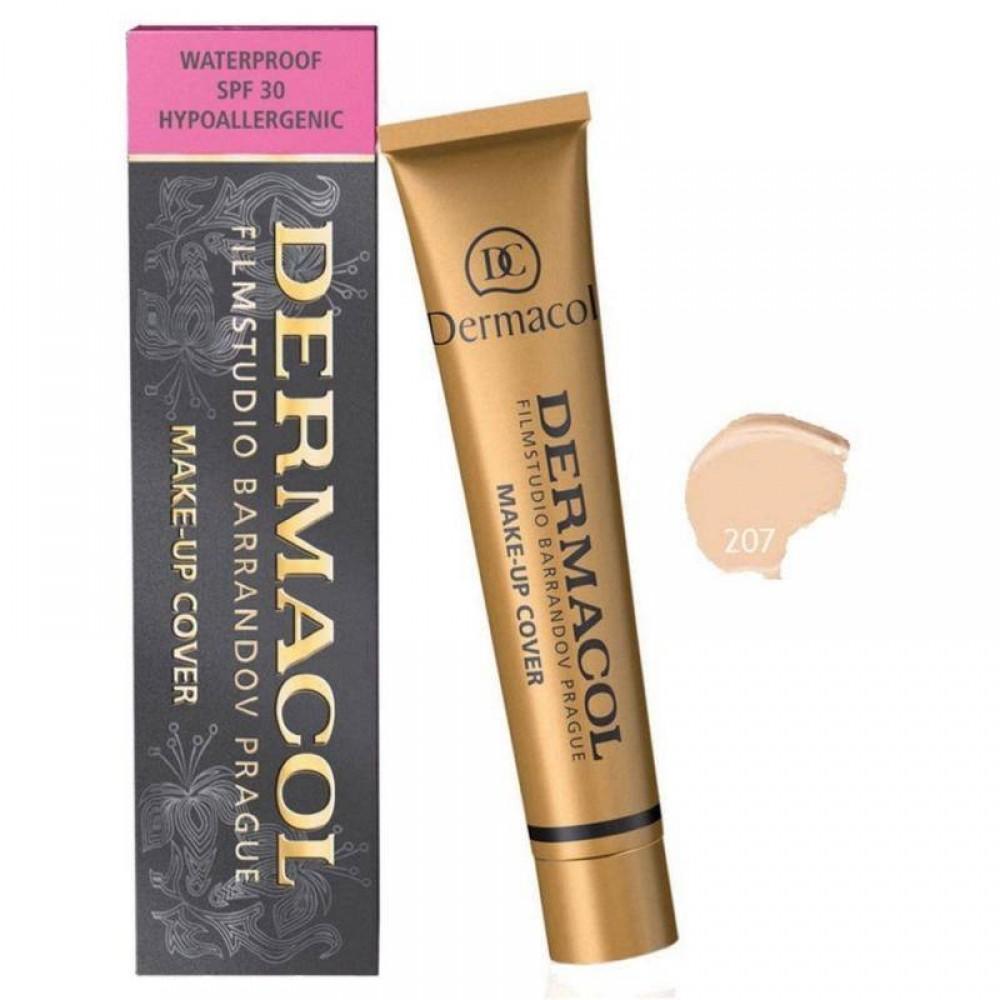 Base Dermacol Make-up Cover 30 g 1107 (Cor 207)