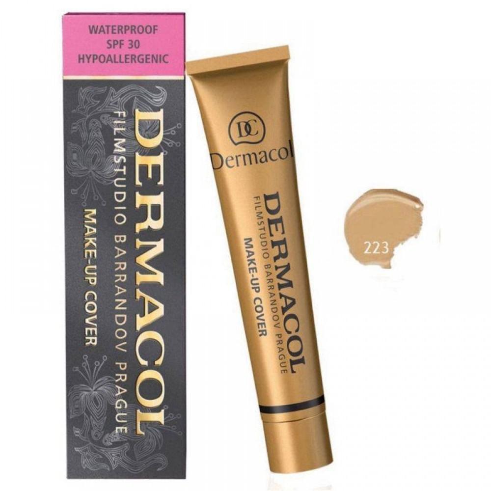 Base Dermacol Make-up Cover 30 g 1123A (Cor 223)