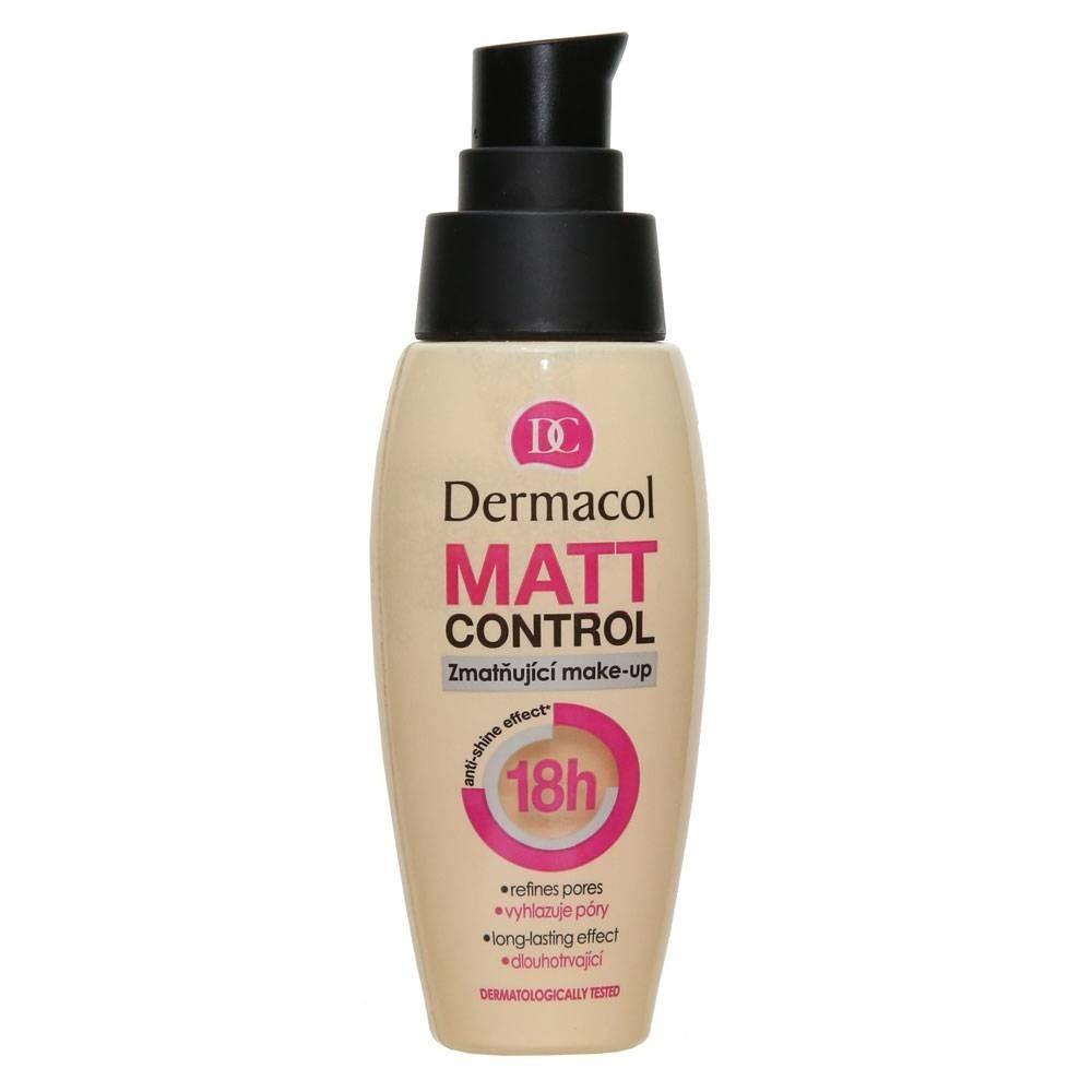 Base Dermacol Matt Control (Cor 0)