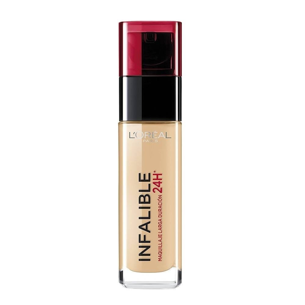 Base Loreal Infallible 260 Golden Sun 24H