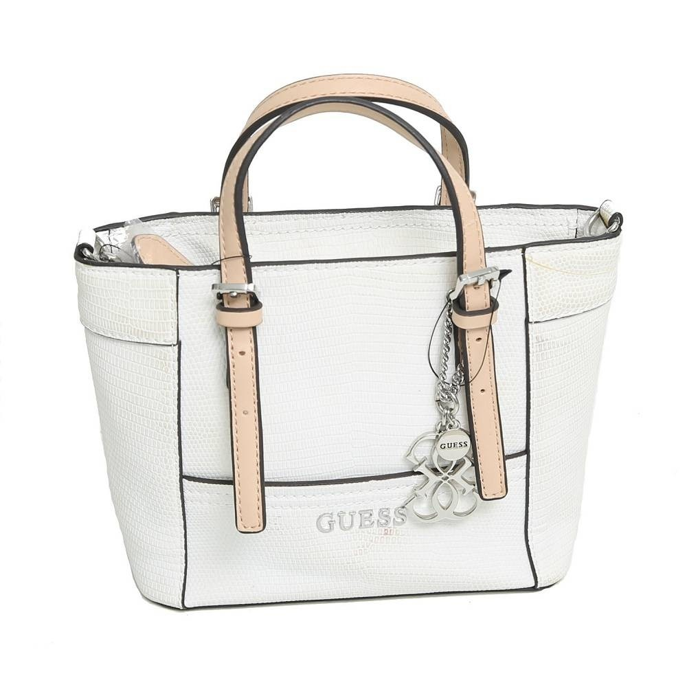 eedfa3027 Bolsa Guess Branco na Pioneer International código 437776 ...