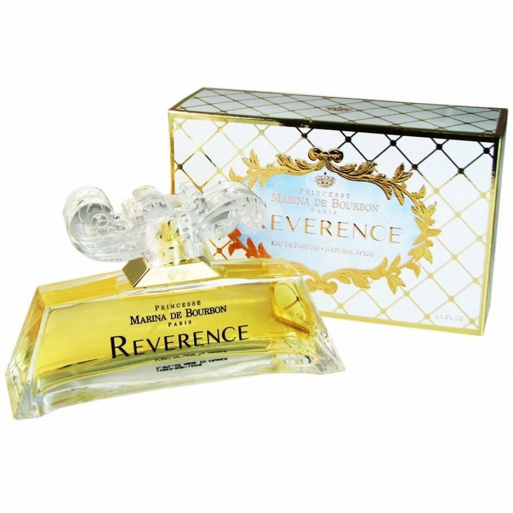 Perfume Marina Bourbon Reverence EDP 100ML