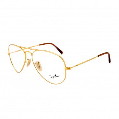 bc64395ce Óculos De Grau Ray-ban Rx6049 2730 55 na SAX código 1964288 ...