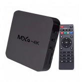ANDROID BOX MXQ-4K - ULTRA HD - ANDROID 8.1 - 3GB RAM - 16GB MEMORIA