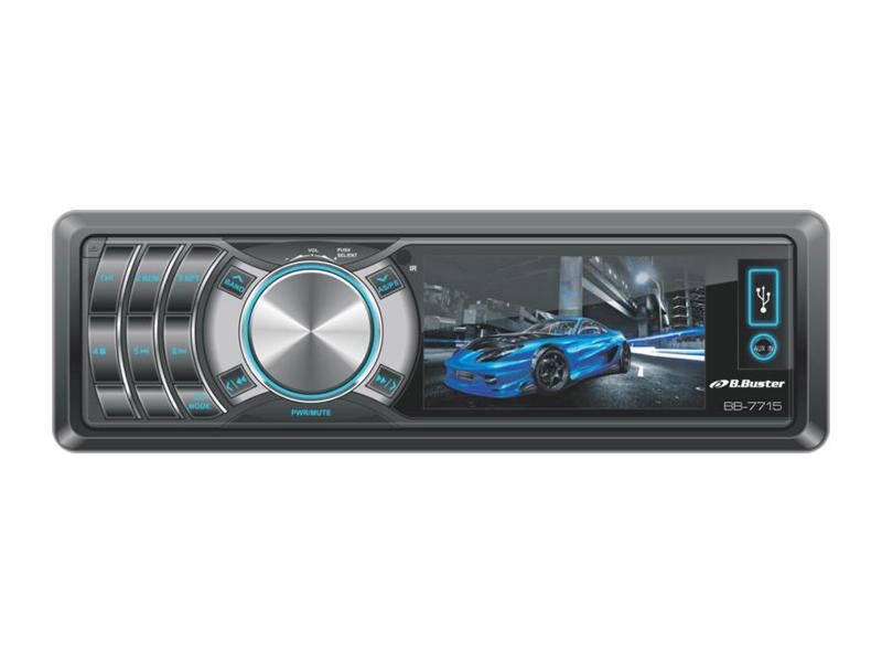 DVD CAR B-BUSTER BB-7715 TV/USB/SD/3.0