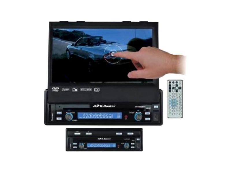 DVD CAR B-BUSTER BB-7950 RETR.7