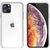 Capa 4Life para iPhone 11 Pro Max Material de Silicone - Transparente