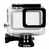 Carcaça à Prova D'água Quanta QTSCA315 para GoPro Hero 5 - Transparente