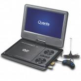 DVD Portátil Quanta QTPDVD200 Tela de 9.5