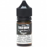 E-Líquido Nitro's Cold Brew Salted Blends - Macchiato, 25mg, 30ml