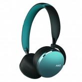 Fone de Ouvido Sem Fio AKG Y500 com Bluetooth/Microfone - Preto e Verde