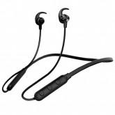 Fone de Ouvido Sem Fio Quanta QTFB10 V5 130mAh com Bluetooth/Microfone - Preto