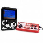Game Box Retro Sup com 400 Jogos e Controle - Preto