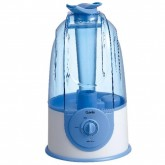 midificador Quanta QTUM11 25W de 3.2L Bivolt - Azul e Branco