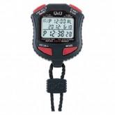Relógio/Cronometro QeQ HS45J003Y - PRETO/VERMELHO