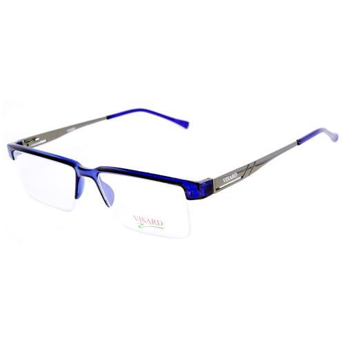 dcd00afa9 Óculos De Grau Visard E102 C6 - Cinza/azul na Victoria Store código ...